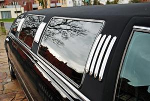 Einzugsgebiet für Limousinen Service