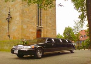 Limousine mieten in Ahaus