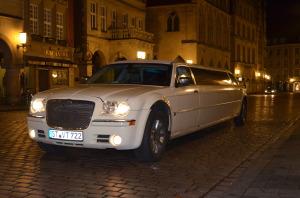 Limousine mieten in Moers