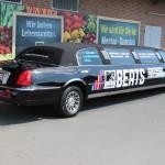 Limousine mieten in Dorsten