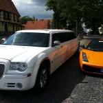 Limousine mieten in Bielefeld