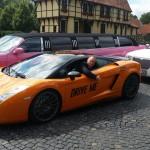 Limousine mieten in Oberhausen