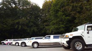 Limousinen  mieten in Oberhausen
