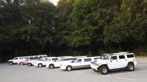 Limousine Service in Gelsenkirchen
