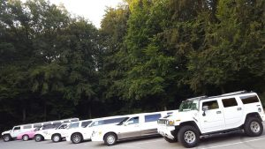 Limousine service in Wesel