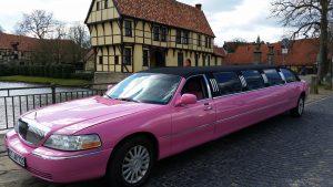 Limousine Service in Menden