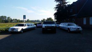 Limousine Service in Solingen