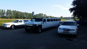 Limousine Service in Herford