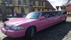 Limousine Service in Schwerte