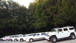 Limousine mieten in Duisburg