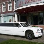 Chrysler 300c in Essen am Le Palais